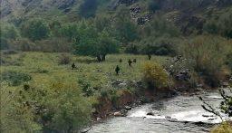 قوة مشاة إسرائيلية تتخطى السياج التقني عند الجانب الشرقي لنهر الوزاني