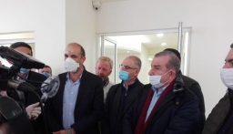 حمد حسن: نعمل على تنمية القطاع الصحي لا سيما على مستوى المستشفيات الحكومية