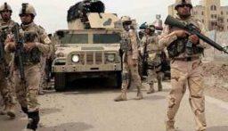 عملية أمنية في محافظة ديالى لملاحقة ارهابيي داعش