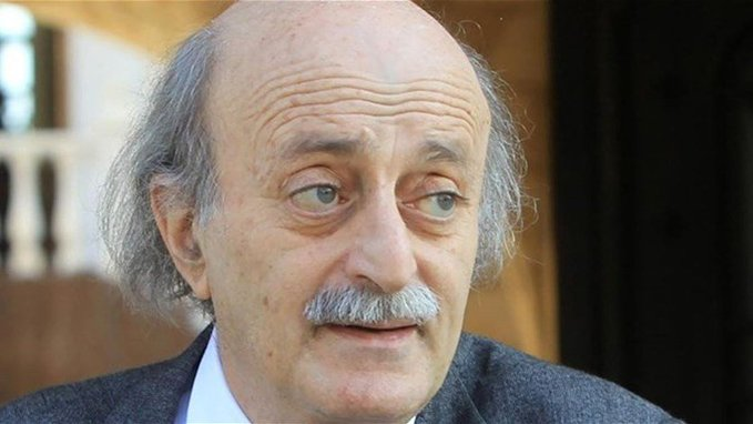 جنبلاط: المبادرة الفرنسية هي آخر فرصة لانقاذ لبنان