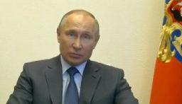 بوتين يأمر وزارتي الدفاع والخارجية بإجراء محادثات مع سوريا لتسلم منشآت إضافية وبحرية