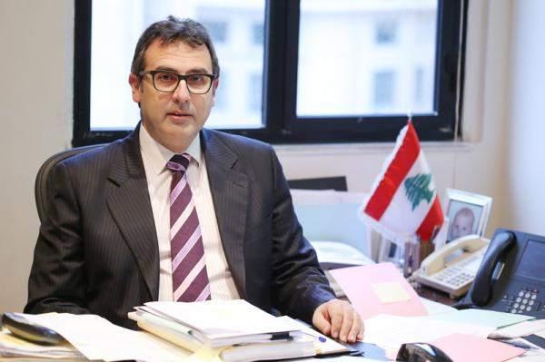 بيفاني: تقدمت اليوم باستقالتي من منصبي في وزارة المال طالبًا اعفائي من كل المهام وأنا لا أتبرأ من المسؤولية