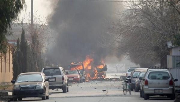 قتيلان و19 جريحاً على الأقل في تفجيرات في جلال أباد بأفغانستان