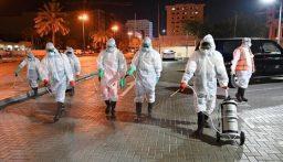 الإمارات تسجيل 883 إصابة وحالتي وفاة بكورونا