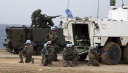 الكتيبة الإيطالية وأمن الدولة اختتما تدريبا مشتركا في إطار اليونيفيل