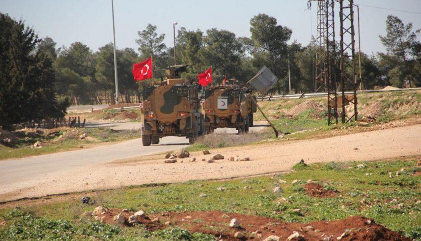 سانا: القوات التركية وحلفاؤها أقدموا على سرقة حقول القمح بريف الحسكة
