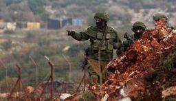 جيش العدو اطلق رشقات باتجاه راع في جبل الشحل
