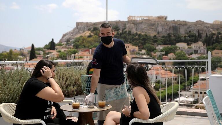 اليونان تستأنف السياحة بالرغم من جائحة كورونا