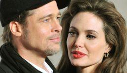 أنجلينا جولي تتصالح مع براد بيت