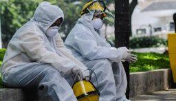 الصحة الاندونيسية: تسجيل 128 وفاة و4634 إصابة جديدة بفيروس كورونا