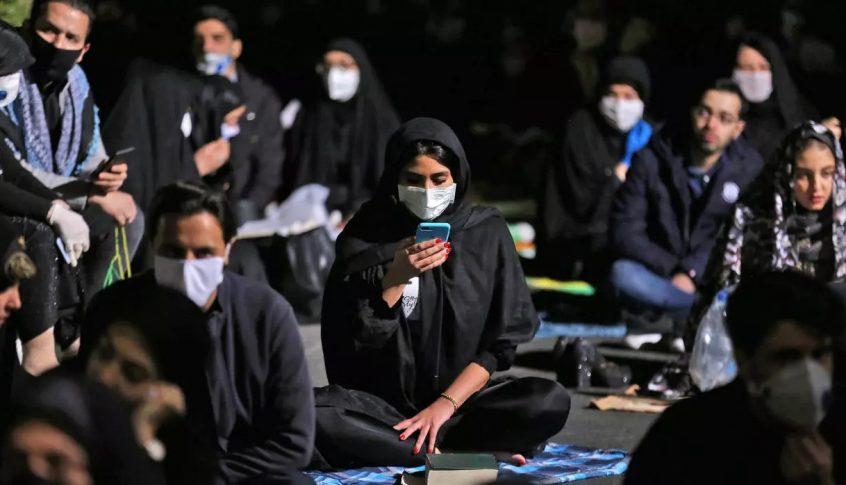 إيران.. 70 حالة وفاة و3134 إصابة بكورونا