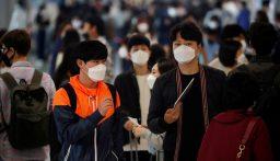 كوريا الجنوبية تسجل ارتفاعاً ملحوظاً بإصابات كورونا