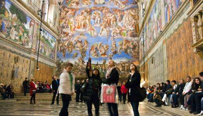 متاحف الفاتيكان تفتح أبوابها أمام السياح يوم غد الاثنين