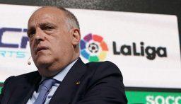 تيباس يحدد موعد استئناف الدوري الإسباني