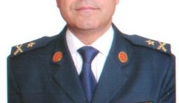 قيادة الجيش نعت العميد الركن المتقاعد حميد اسكندر