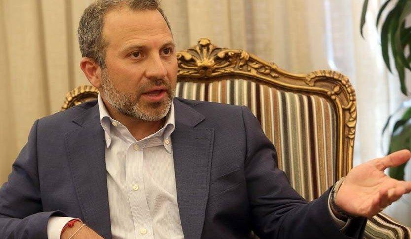 باسيل عرض مع علوي وفوشيه التطورات في لبنان والعالم