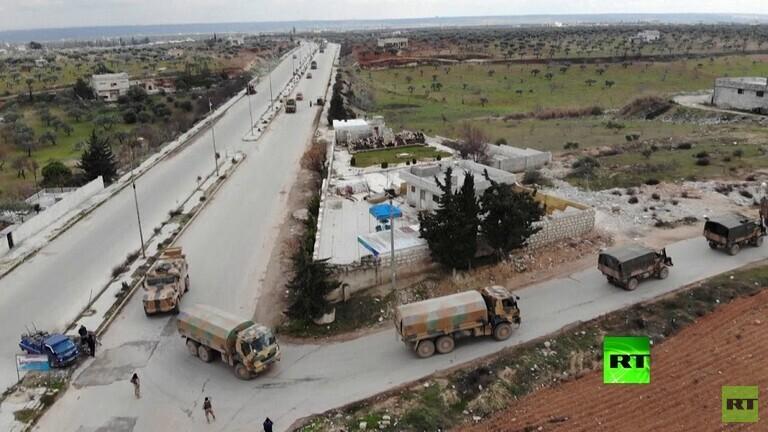 سوريا.. مقتل جندي تركي وجرح آخرين على طريق M4