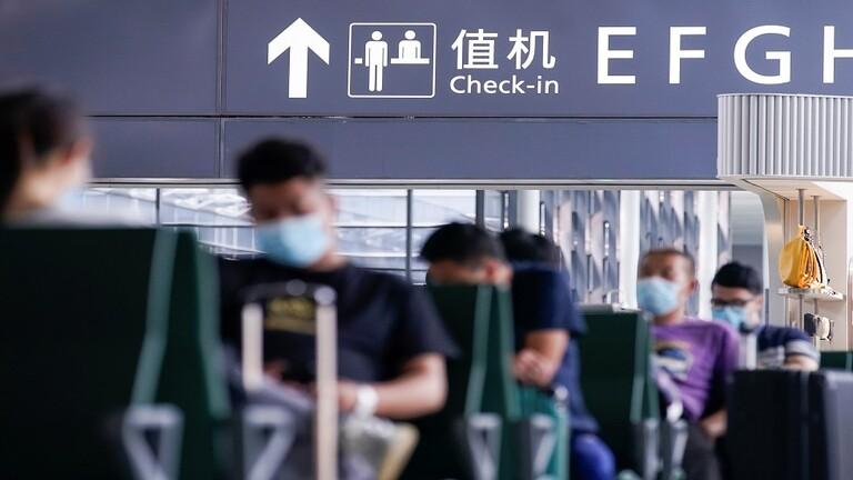 الصين ستمدد القيود على رحلات الطيران الدولية