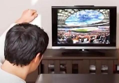 إبتكار ياباني: الجمهور يشجّع في الملعب عن بُعد!