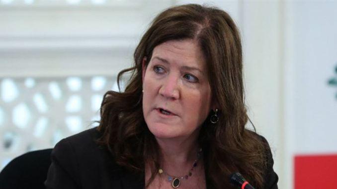 السفيرة الاميركية: باسيل حوّر فحوى لقاءاتنا والعقوبات التي وُضعت عليه تُعنى بالفساد