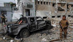 مقتل موظفين اثنين في قناة تلفزيونية أفغانية بانفجار في كابول