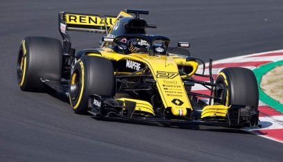 """شركة """"رينو"""" ستبقى في الفورمولا 1"""