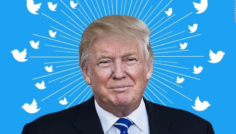 تويتر يزيل صورة نشرها ترامب!