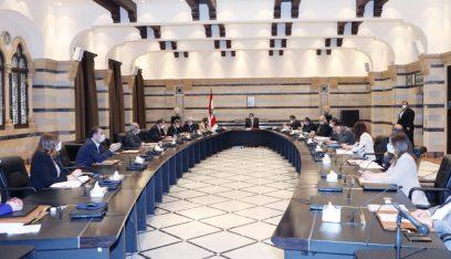 حركة دبلوماسية بالسراي… حكومة دياب باقية