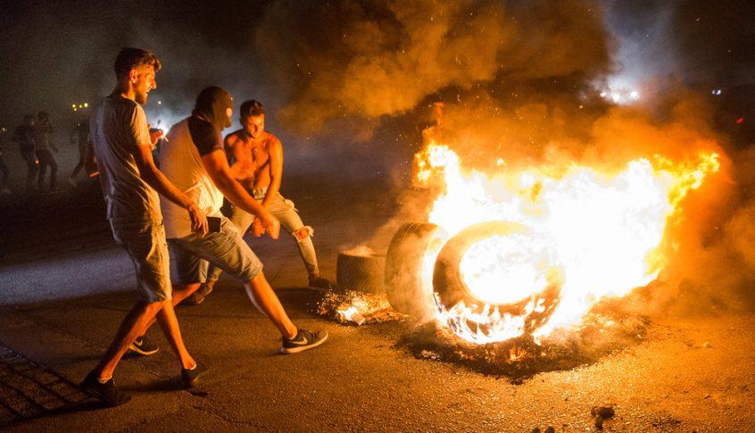 """لبنان ينزلق إلى """"الحالة الفنزويلية"""" مع اجتياح الغلاء للأمن المعيشي (علي زين الدين-الشرق الاوسط)"""