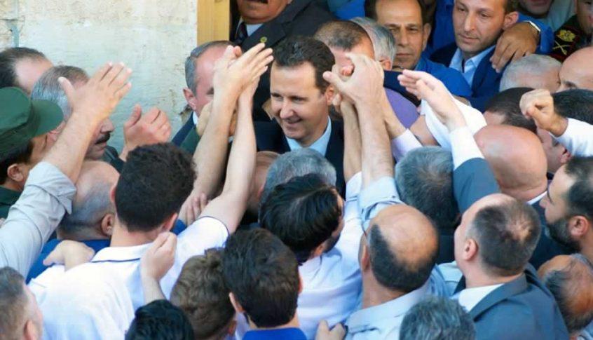 بالاسماء: ثلاثة مرشحين للانتخابات الرئاسية السورية.. من هم؟!