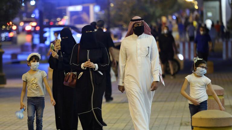 """""""السعودية"""" 3383 إصابة جديدة و54 وفاة بسبب فيروس كورونا"""