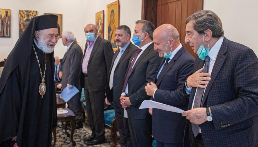 نجح الرئيس والتيار.. انتصر المطران وأنصفت الطائفة الارثوذوكسية
