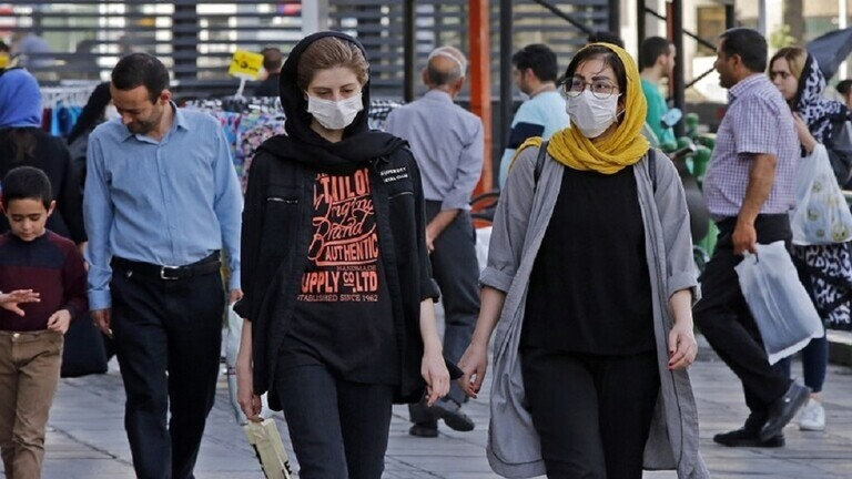 إيران تسجل 89 حالة وفاة و 5945 إصابة جديدة بكورونا
