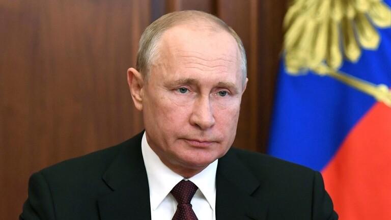 بوتين: الأمم المتحدة تبقى مؤسسة عالمية لا بديل لها