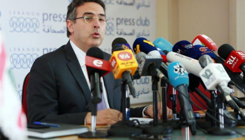 مجلس الوزراء يرجىء البت باستقالة مدير عام وزارة المال الان بيفاني