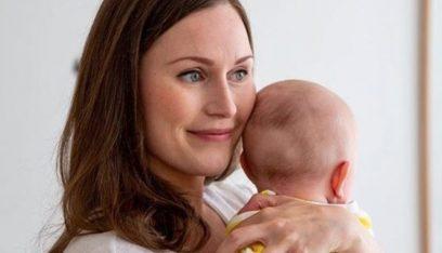 رئيسة وزراء فنلندا ترغب بإنجاب طفلها الثاني قبل انتهاء ولايتها