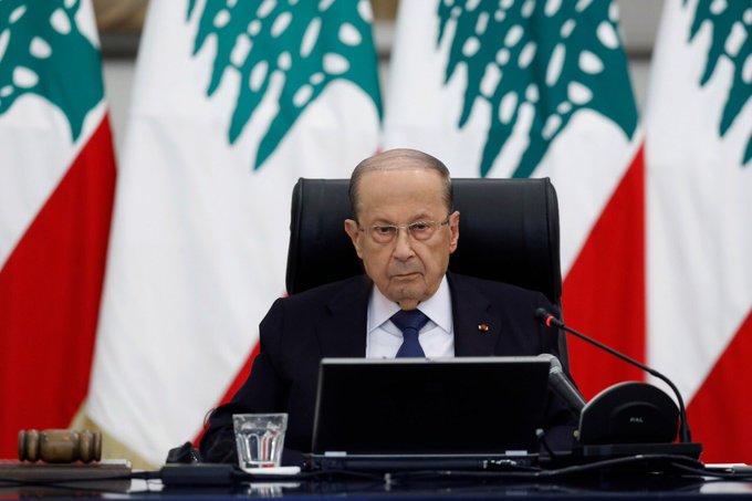 الرئيس عون: لبنان طلب التجديد لليونيفيل من دون تعديل لولايتها ومفهوم عملياتها وتمسكنا بها لا يفوقه سوى تشبّثنا بالحريات العامة وبسيادة لبنان