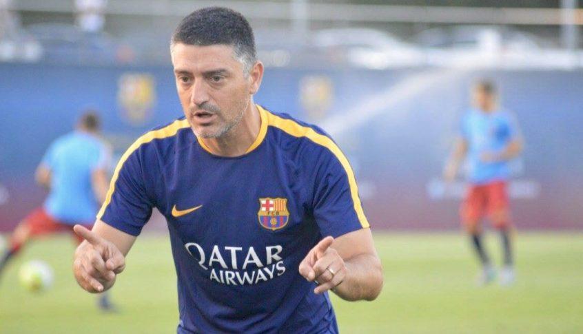 برشلونة يجهز بديلا لمدربه!