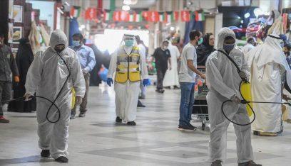 الصحة الكويتية: 388 إصابة جددية بفيروس كورونا