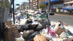لجنة البيئة بحثت مع قطار رؤية الوزارة لمعالجة أزمة النفايات