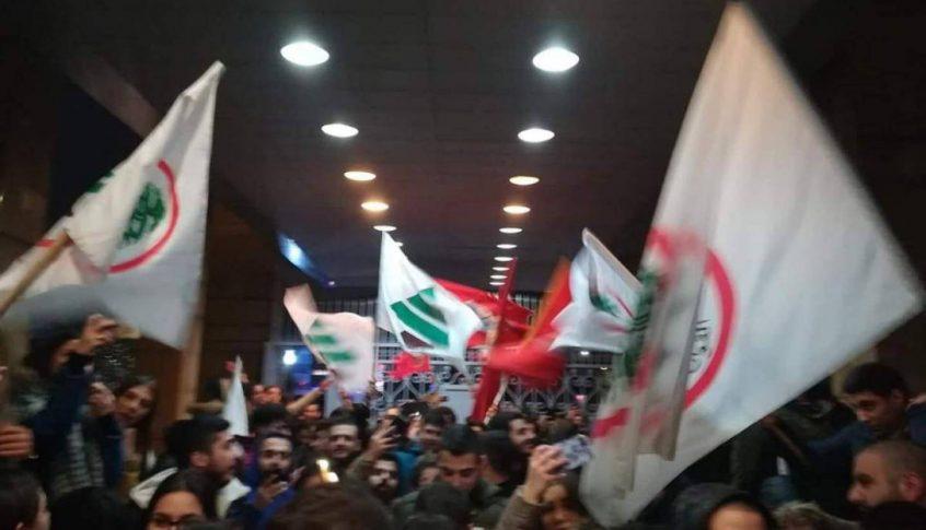 """التحرّك يقتصر على قوتين رئيسيتين هما """"القوات اللبنانية"""" و""""الكتائب"""""""