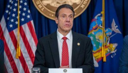 حاكم نيويورك: معدل الوفيات والإصابات اليومية بسبب كورونا مستمر بالتراجع