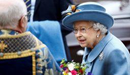 بالصورة: ظهور لافت للملكة إليزابيث بعد طول غياب
