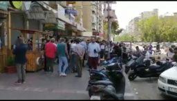 خلاف بين المعتصمين في طرابلس استدعى تدخل الجيش