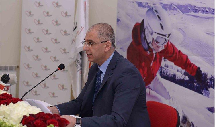 رئيس بلدية بشري اعلن عن شفاء جميع مصابي كورونا في القضاء