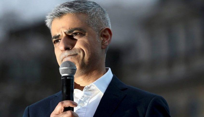 عمدة لندن: المشاركة بالاحتجاجات المنددة بالعنصرية بأميركا تخرق قواعد التباعد