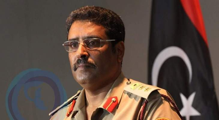 الجيش الليبي يطالب الأمم المتحدة الأمم المتحدة بوضع حد لانتهاكات تركيا ضد الليبيين