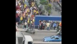 """جمهور المقاومة يملأ شوارع الضاحية… رداً على الاحتجاجات المطالبة بنزع سلاح """"ح ز ب ا ل ل ه"""" (فيديو)"""