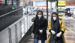 تراجع طفيف في عدد إصابات ووفيات كورونا في إيران