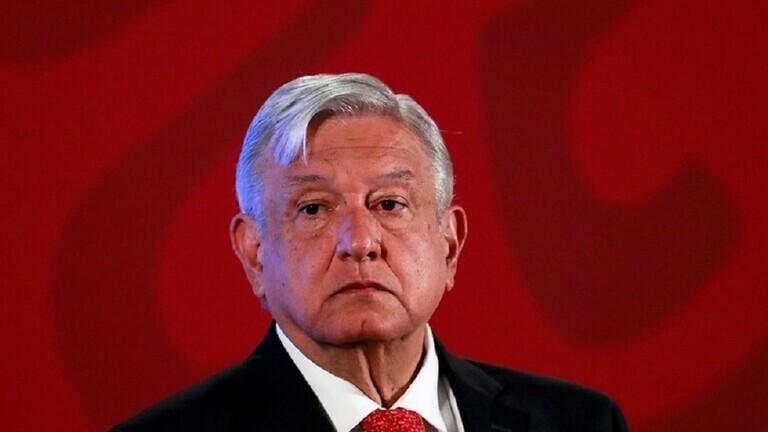 """الرئيس المكسيكي: سأتلقى لقاح """"أسترازينيكا"""" المضاد لفيروس كورونا"""